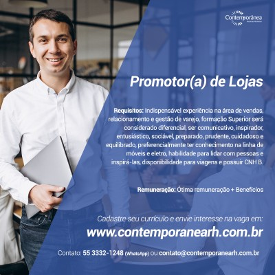 Promotor de Lojas